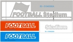 H0 Sportarten-Set - American Football